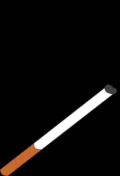 Cigareta, Kouření, Kouř, Tabák, Nezdravá