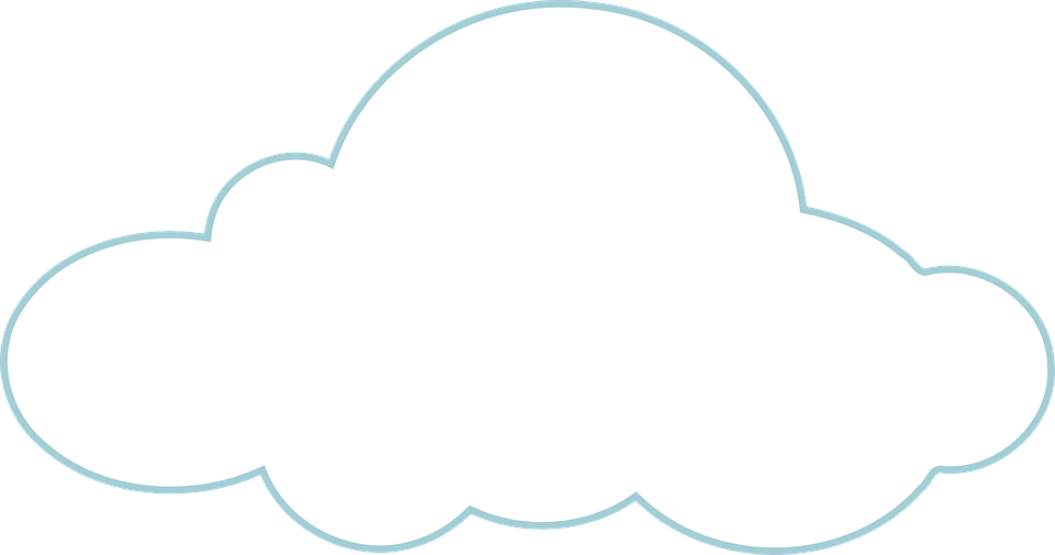Cloud White Weather 183 Free Vector Graphic On Pixabay