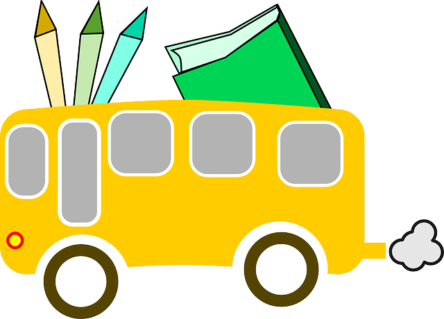 school bus education 183 free vector graphic on pixabay