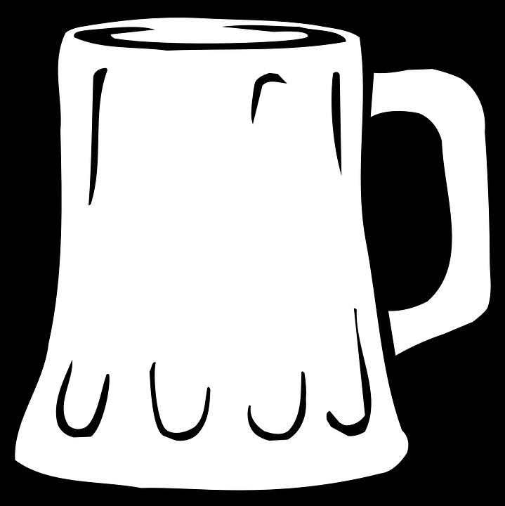 Bier Schwarz Glas · Kostenlose Vektorgrafik auf Pixabay