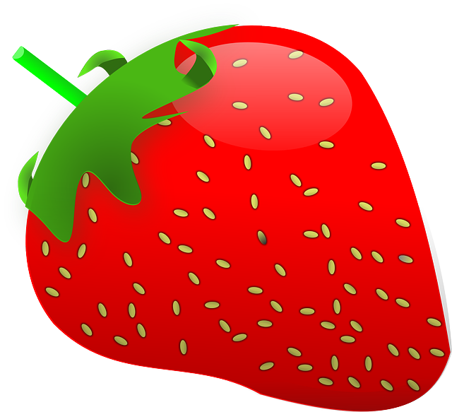 Kid Eating Strawberry Png
