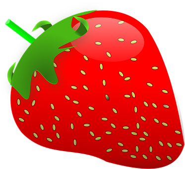100 Free Strawberry Food Vectors Pixabay