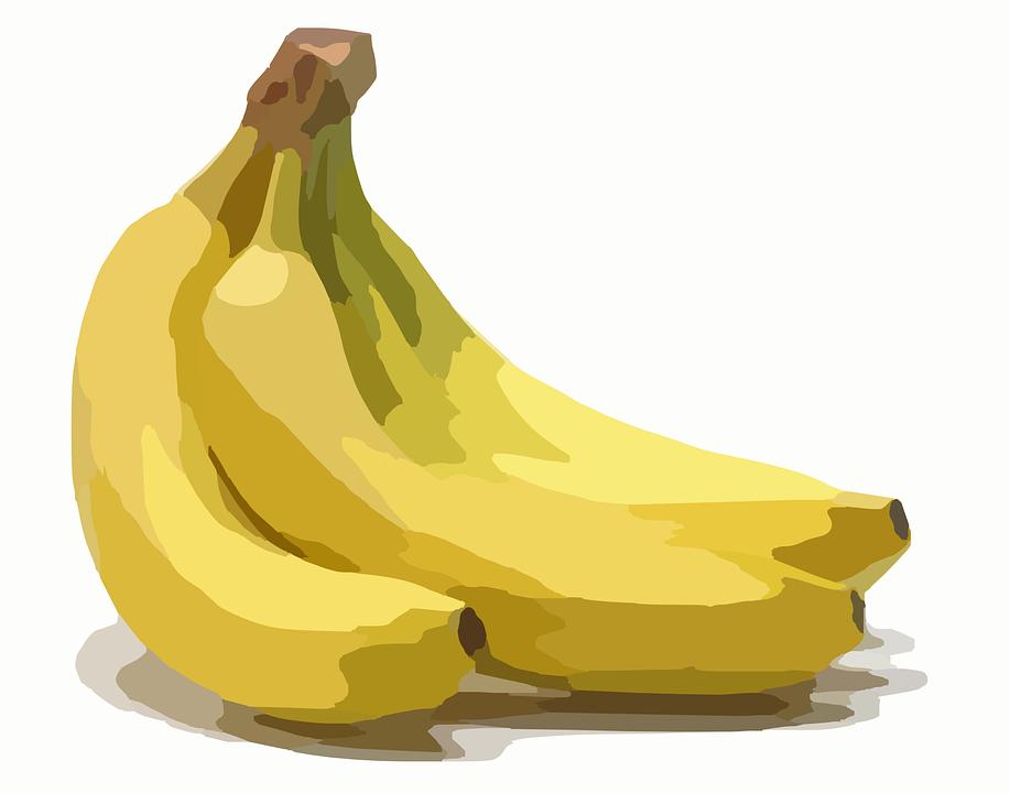 Pisang Makanan Buah Gambar Vektor Gratis Di Pixabay
