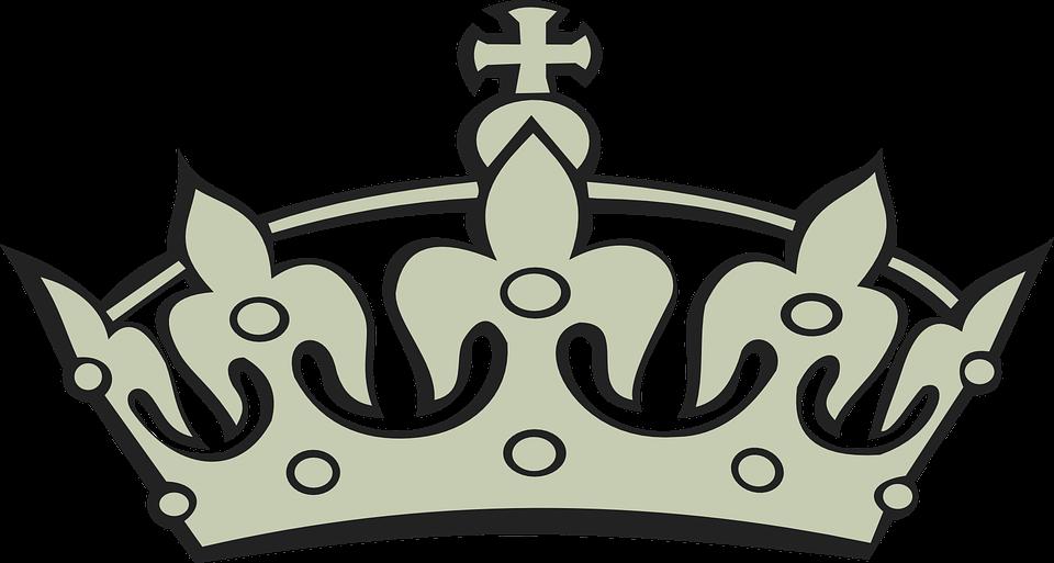 クラウン ティアラ Diadem Pixabayの無料ベクター素材