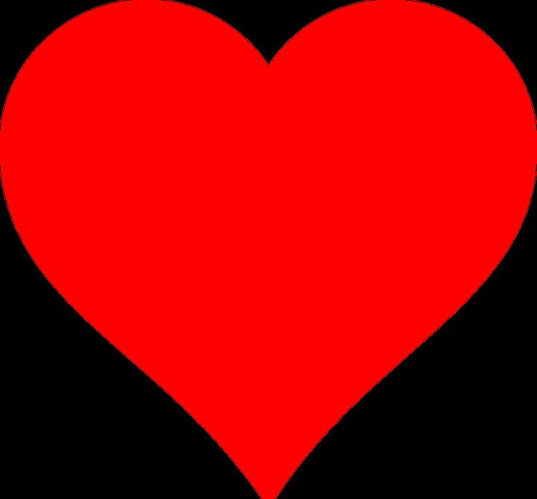 Coeur l 39 amour merci images vectorielles gratuites sur - Images coeur gratuites ...