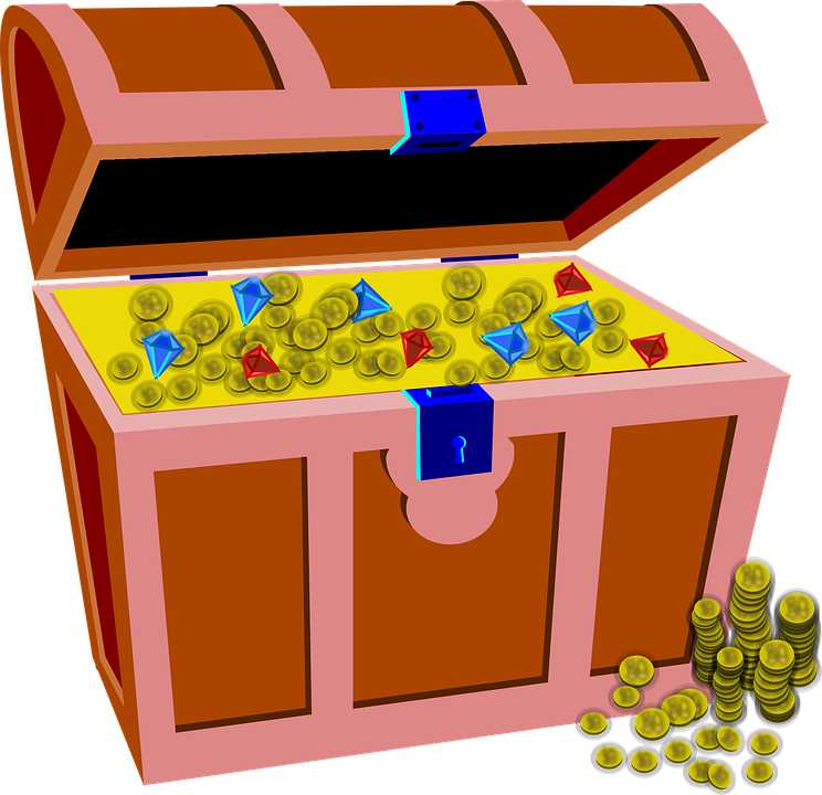Treasure, Chest - Free images on Pixabay