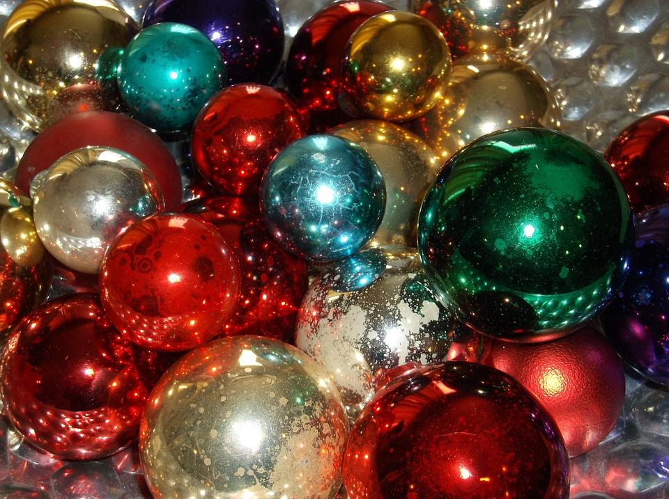 Free photo christmas balls ornaments free image on for Ball balls christmas decoration