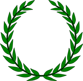 Laurel Wreath Honors Laurels Wreath G