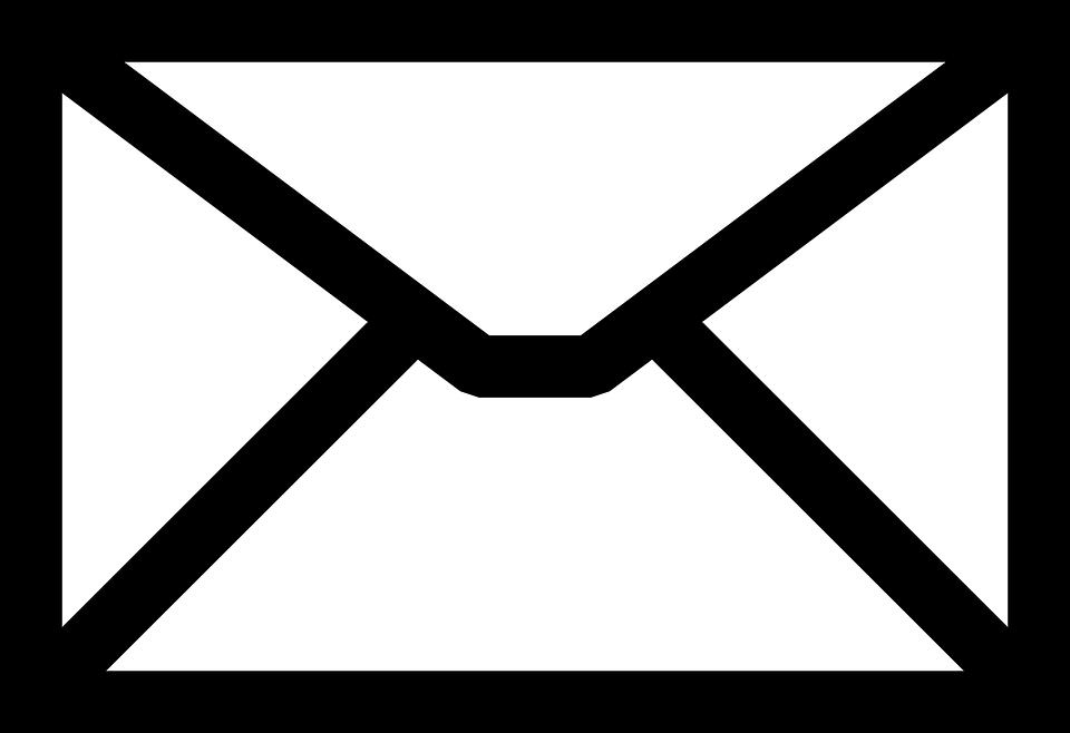 Image Vectorielle Gratuite Mail Enveloppe Messagerie