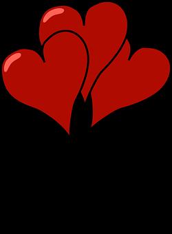 Valentine, Heart, Balloon, Love, Party