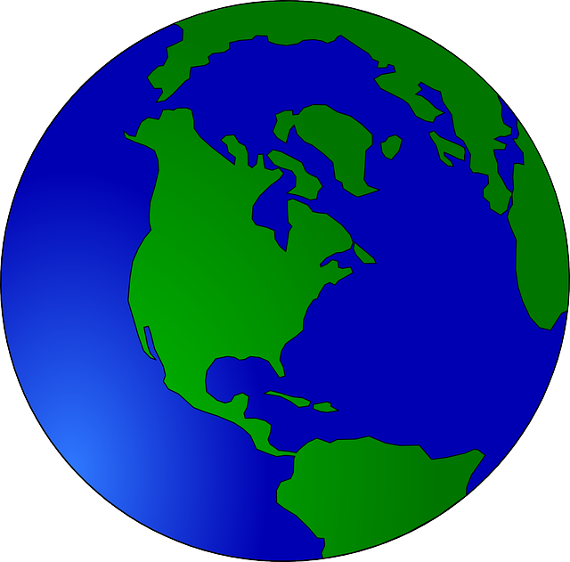 planet earth globe - photo #29