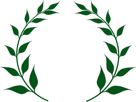 Laurel Wreath Wreath Greek Victory Aw