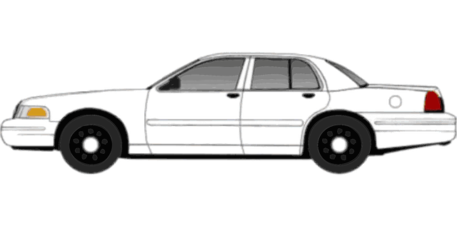 Victoria Police Car 183 Free Vector Graphic On Pixabay