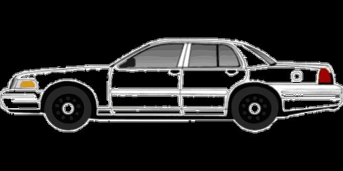 Victoria Police Car, Car, Police Car