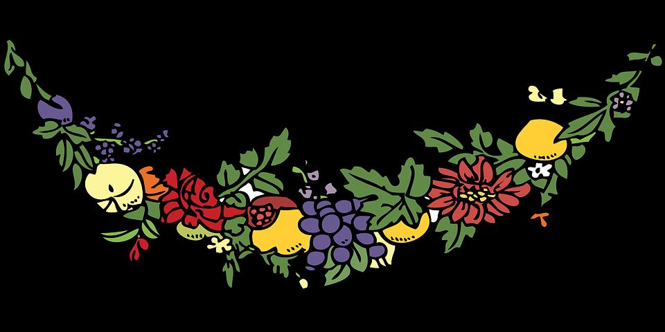 Festoon garland swag · free vector graphic on pixabay