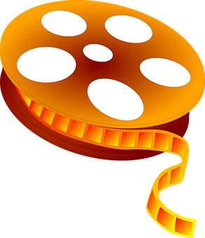 Movie, Film Reel, Cinema, Video