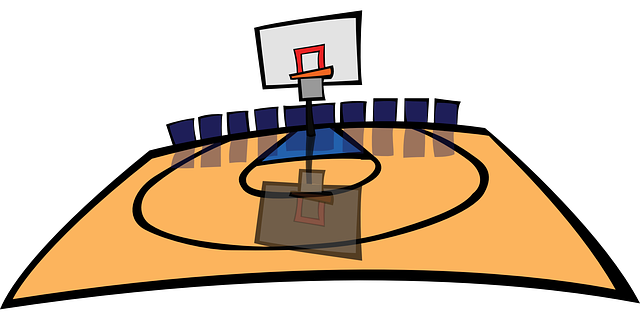 Basketball Court · Free Vector Graphic On Pixabay