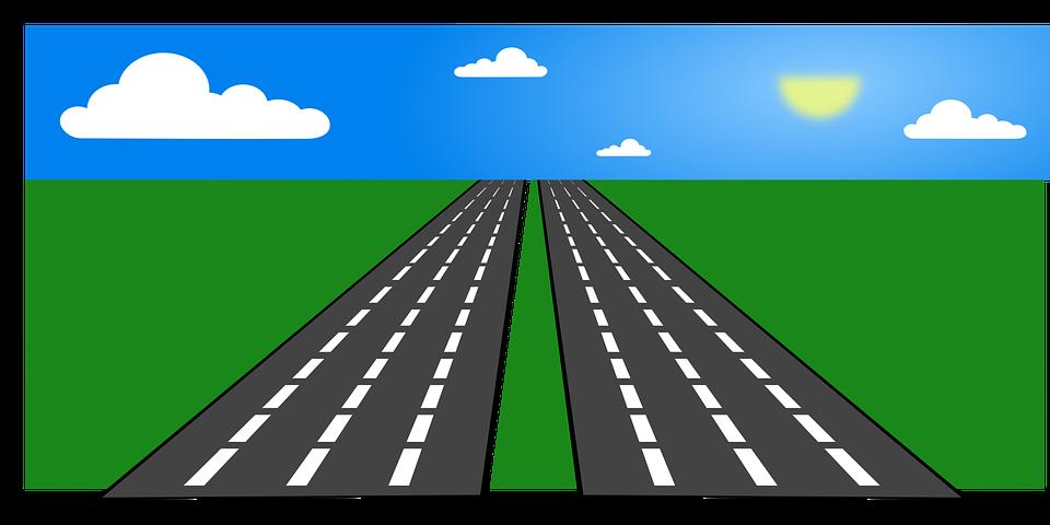 85 Gambar Animasi Jalan Raya Paling Keren