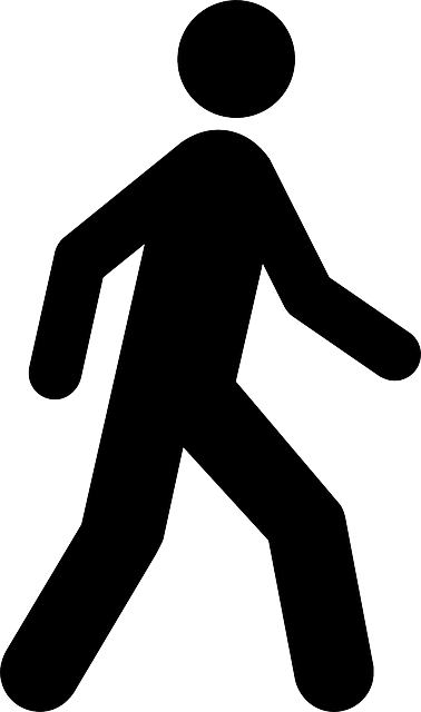 stick man walking hiking  u00b7 free vector graphic on pixabay