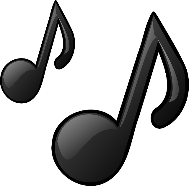 Melody Notes Music 183 Free Vector Graphic On Pixabay