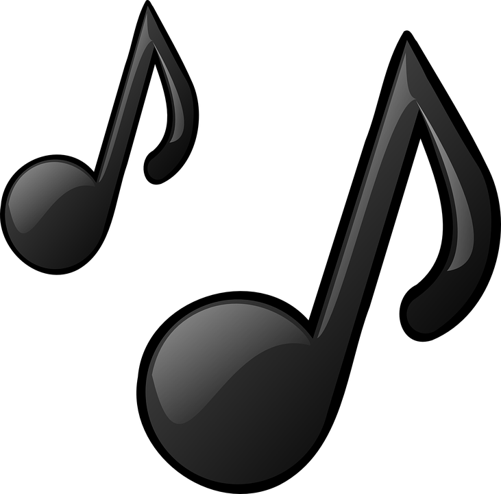 Melody Notes Music - Free vector graphic on Pixabay