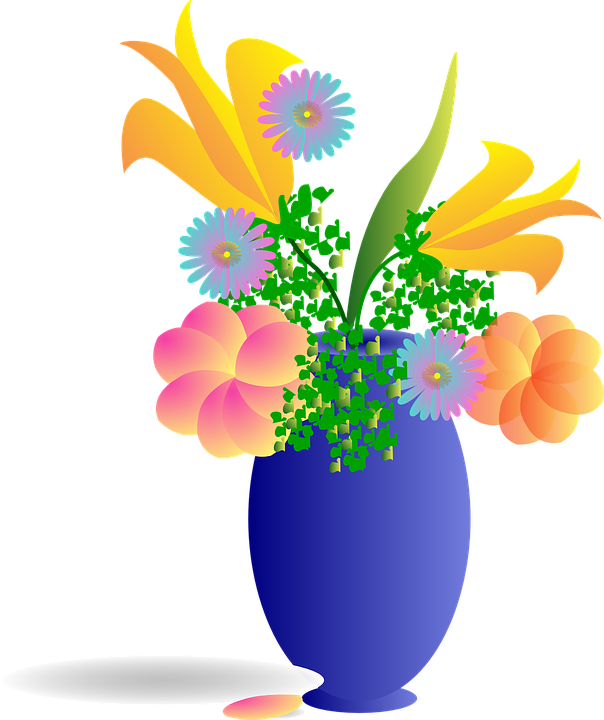 Bouquet Of Flowers Mother\'S Day · Free vector graphic on Pixabay