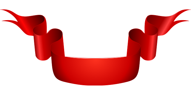 Ribbon Red Scroll · Free Vector Graphic On Pixabay