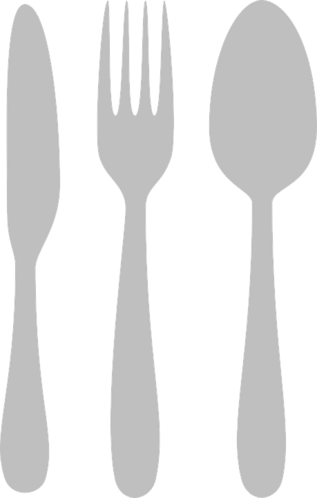silverware cutlery dishes  u00b7 free vector graphic on pixabay spaghetti dinner clip art 400 pixels spaghetti dinner clip art 400 pixels