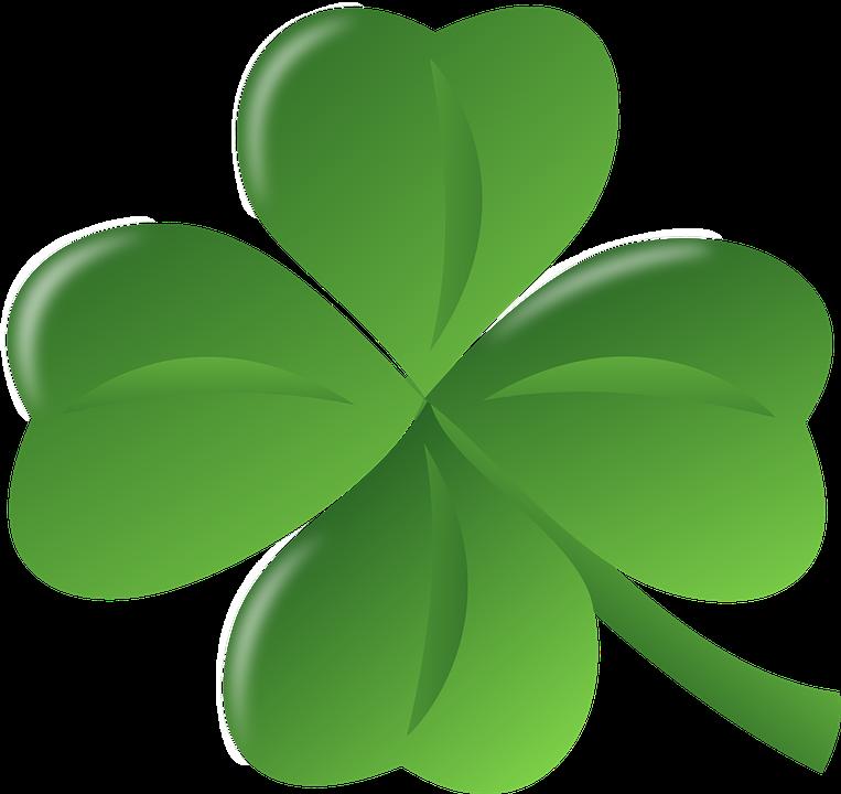 Beroemd Klaver Groene Geluk Klavertje - Gratis vectorafbeelding op Pixabay @CN13