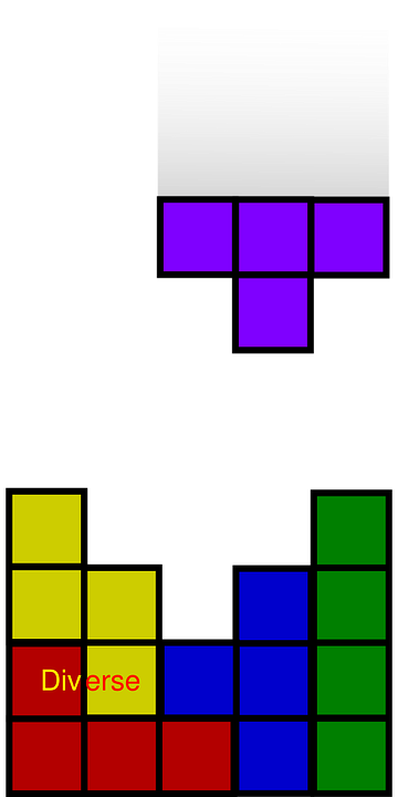 Free Vector Graphic Tetris Blocks Puzzle Video Game