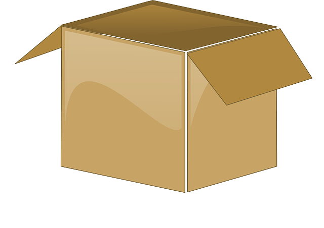 Cardboard Box Open Package · Free vector graphic on Pixabay Package Clipart
