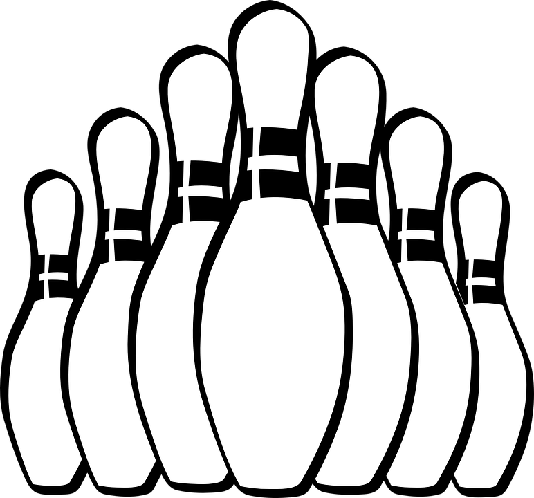 pins sport bowling free vector graphic on pixabay rh pixabay com