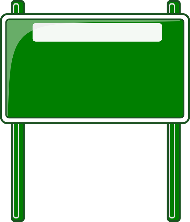 Green Street Sign Clip Art | www.imgkid.com - The Image ... Green Road Sign Png
