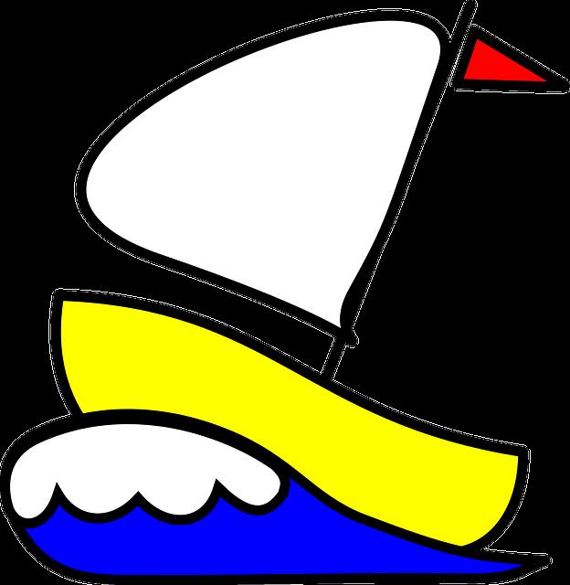 горшке имеет картинка кораблика с парусом для рефлексии тем, даже самые