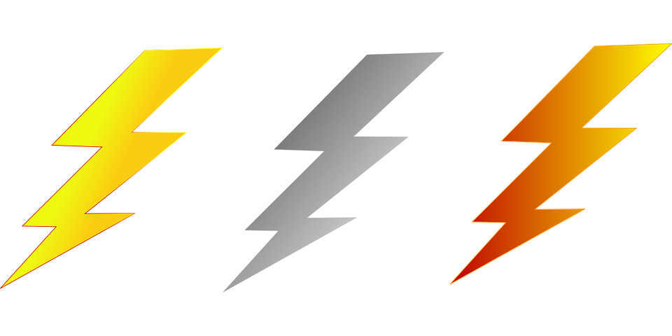 lightning bolt thunderstorm free vector graphic on pixabay rh pixabay com lightning bolt graphics clip art lightning bolt graphics free