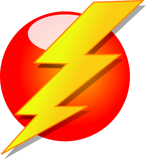 Free Vector Graphic Lightning Bolt Thunderstorm Free Image On Pixabay 2