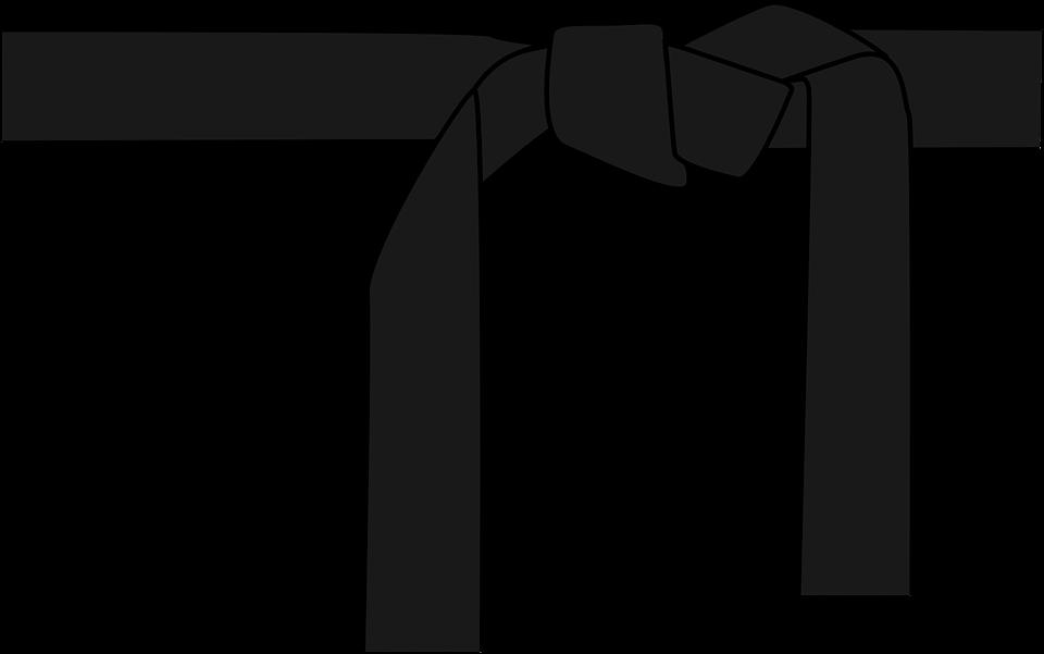 Karaté Judo Ceinture - Images vectorielles gratuites sur Pixabay