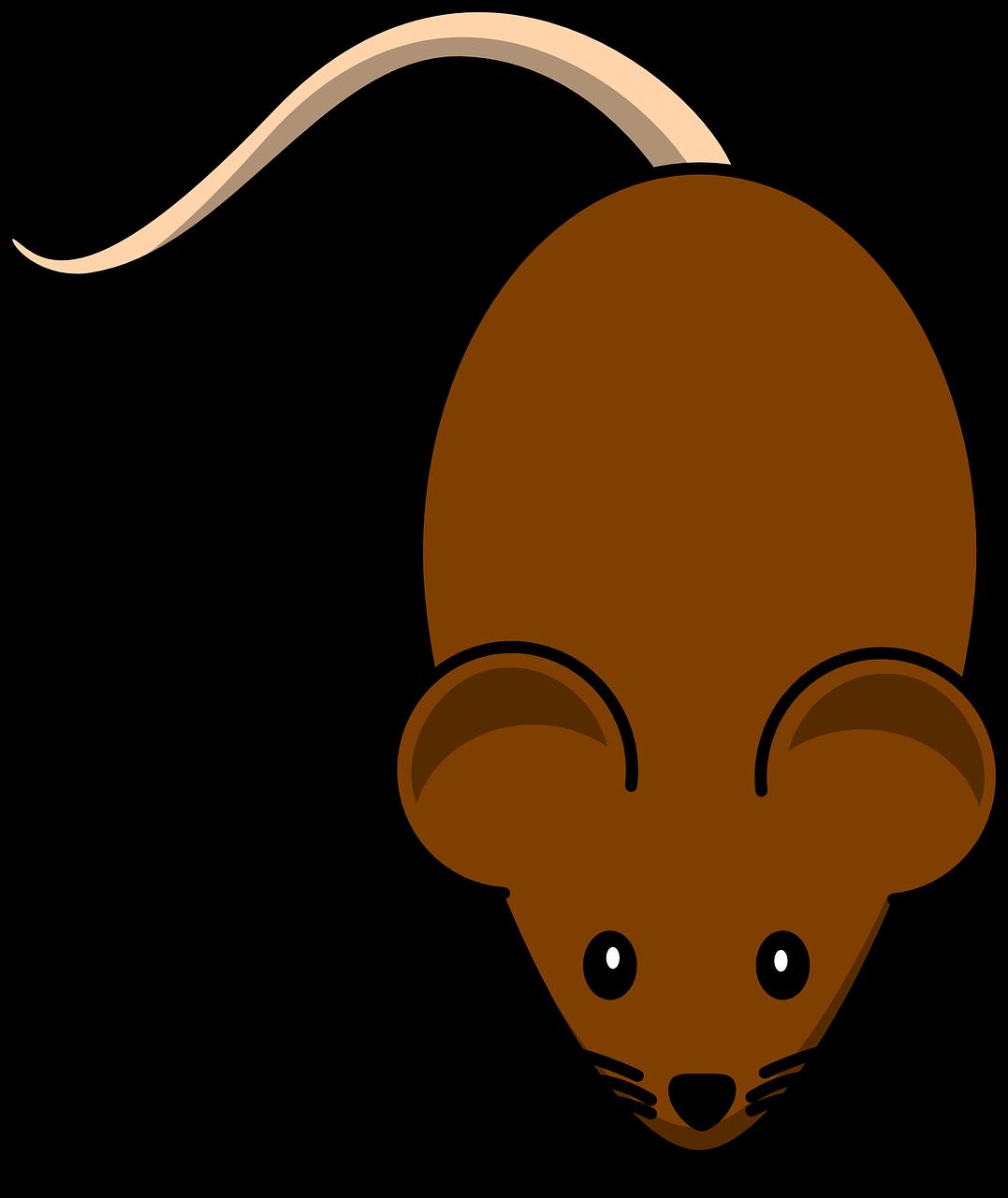 Годик открытки, мышка рисованная картинка