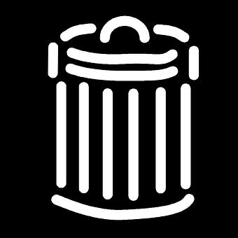 840 Koleksi Gambar Hitam Putih Orang Membuang Sampah HD Terbaik