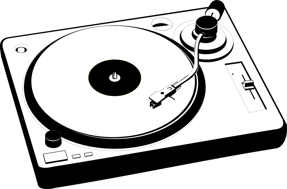 turntable record player antique free vector graphic on pixabay turntable record player antique free