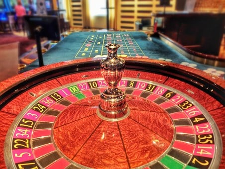 Roulette, Chips, Casino, Gambling, Play