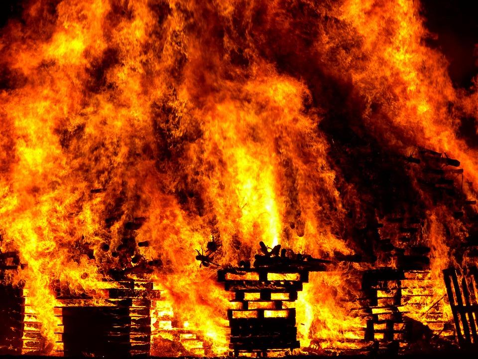 Пожар, Гореть, Ад, Теплое, Тепла, Пламени, Пламя, Радио