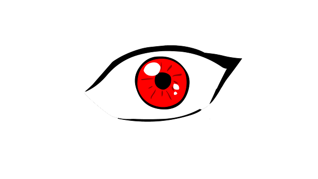 Eye Anime Iris · Free Image On Pixabay