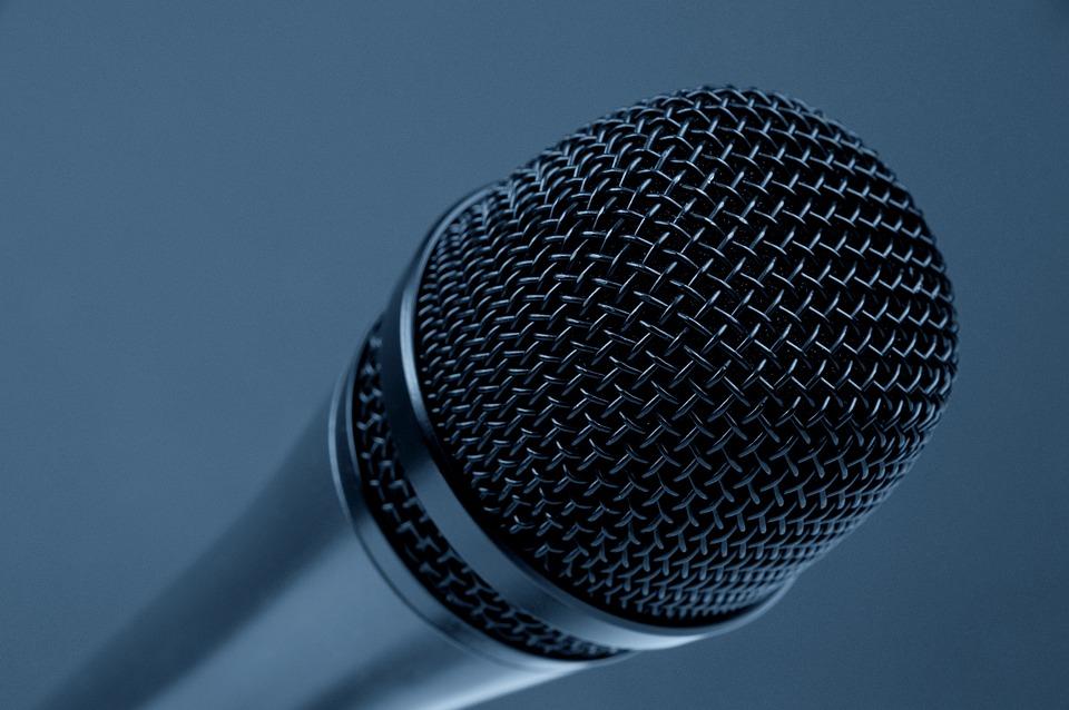 Mikrofon, Musik, Bühne, Veranstaltung, Unterhaltung