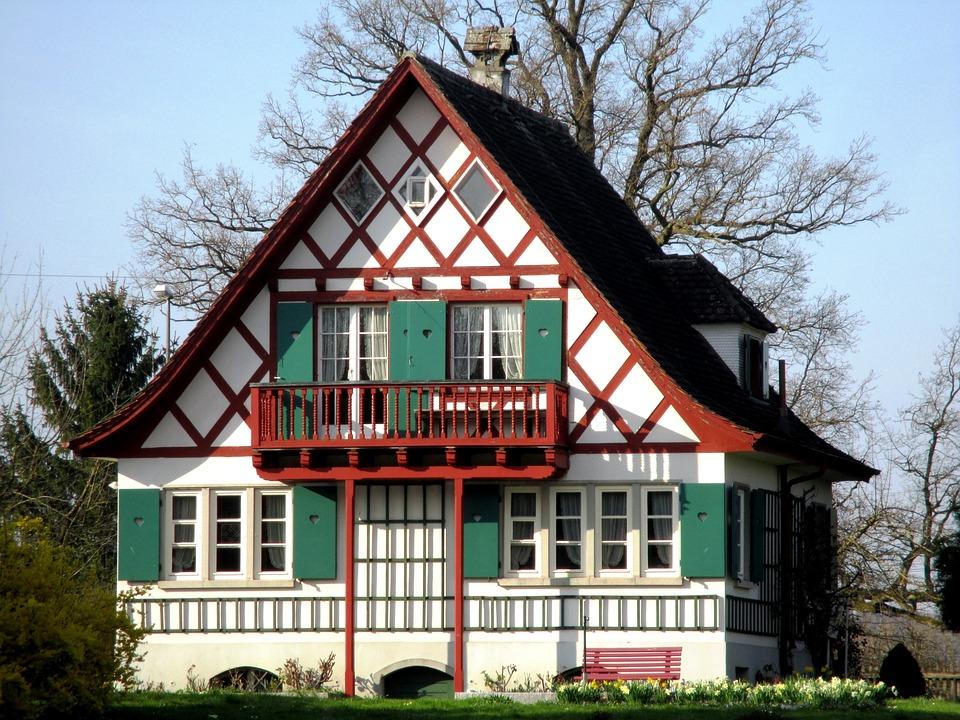 Fachwerk Fachwerkhaus Haus Kostenloses Foto Auf Pixabay