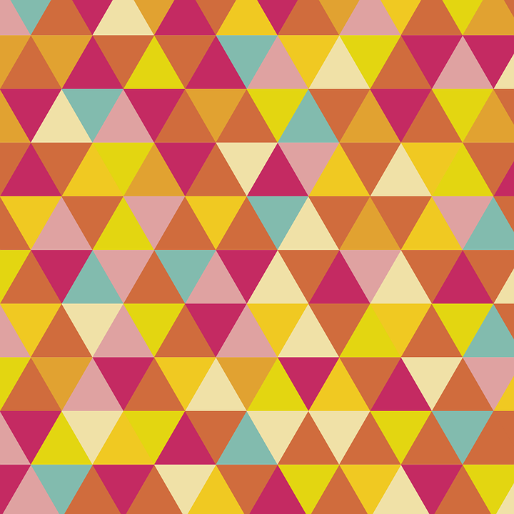 free vector graphic yellow red blue the background