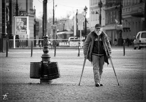 Hombre, Antigua, Old Man, Persona