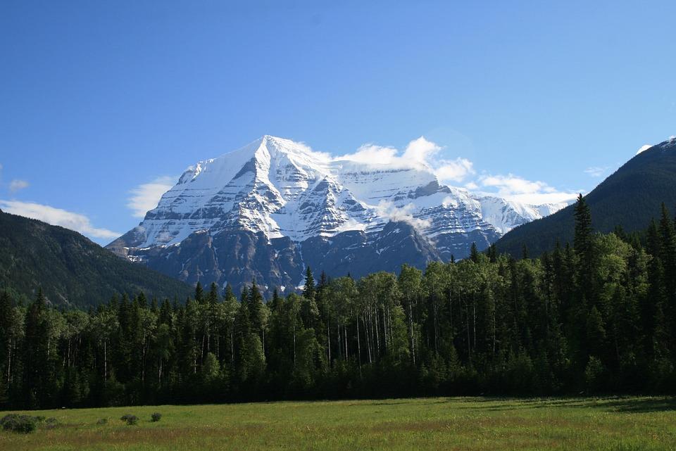 Rocky Mountains British Columbia