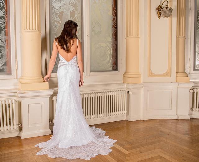 Free Photo: Wedding Dress, Bride, Marriage