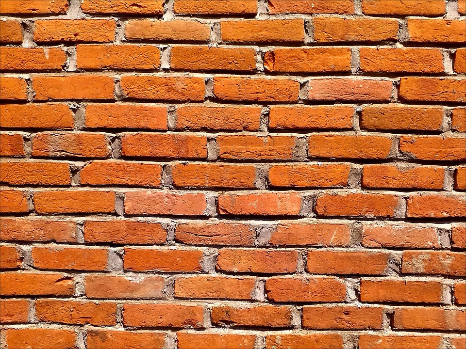 Free Photo Brick Wall Bricks Building Free Image On